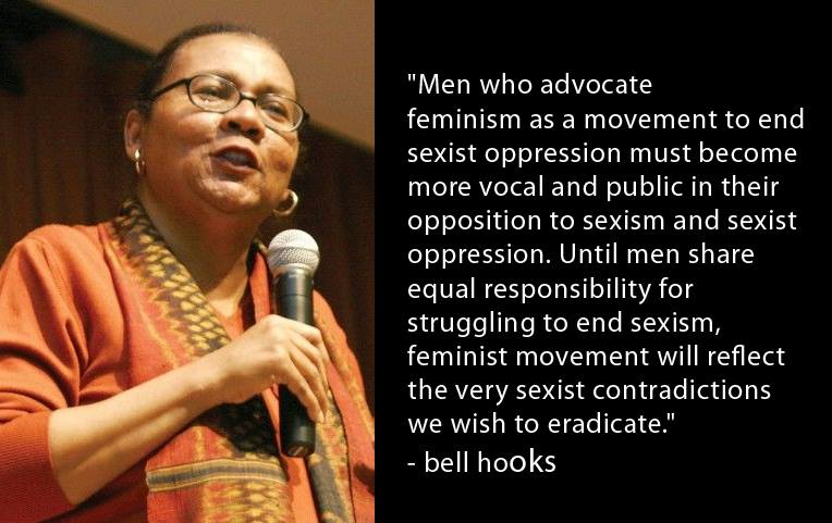 bell hooks essay feminism Feminist theory essays (examples) filter results by: bell hooks argues feminist theory is a social practice bell hooks argues that feminist theory is a social.